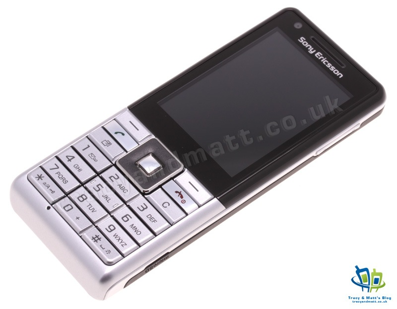 The Stylish New Sony Ericsson Naite J105 Cell Phone Reviews Coolcellphonereviews